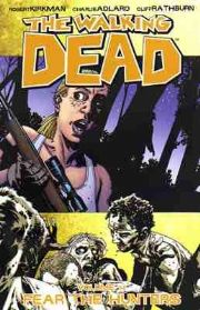 The Walking Dead Fear The Hunters Volume 11 Graphic Novel Robert Kirkman Image Comics